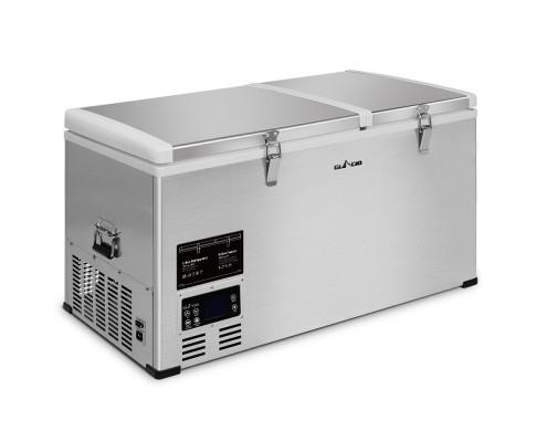 Portable Fridge/Freezer 105 Litre 12v,24v or 240v Ideal Camping/Caravan  Carry Bag